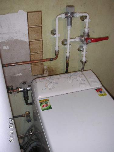 Chauffage solaire ygrande - Lave linge eau chaude ...